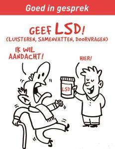Gebruik LSD