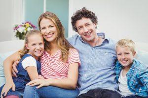je positie als nieuwe partner in samengesteld gezin