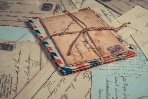 Aandacht door kaart sturen