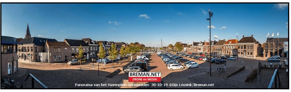 Panoramafoto Genemuiden